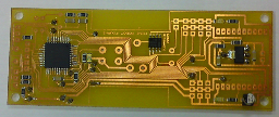 Carte electronique cms strap