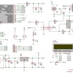 Schéma électrique du régulateur de température