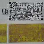 Exemple de typon et Circuit imprimé du prototype