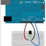 Exemple 2 - Capteur de température analogique