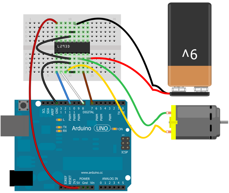 Arduino oscilloscope labview websites