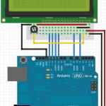 Exemple 5 - Afficheur LCD Alphanumerique